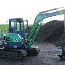 Kobelco 5T Excavator